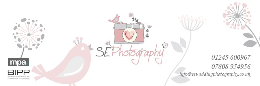 S E Photography logo