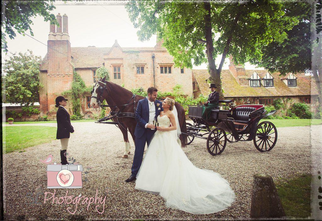 Horse & Carriage Essex